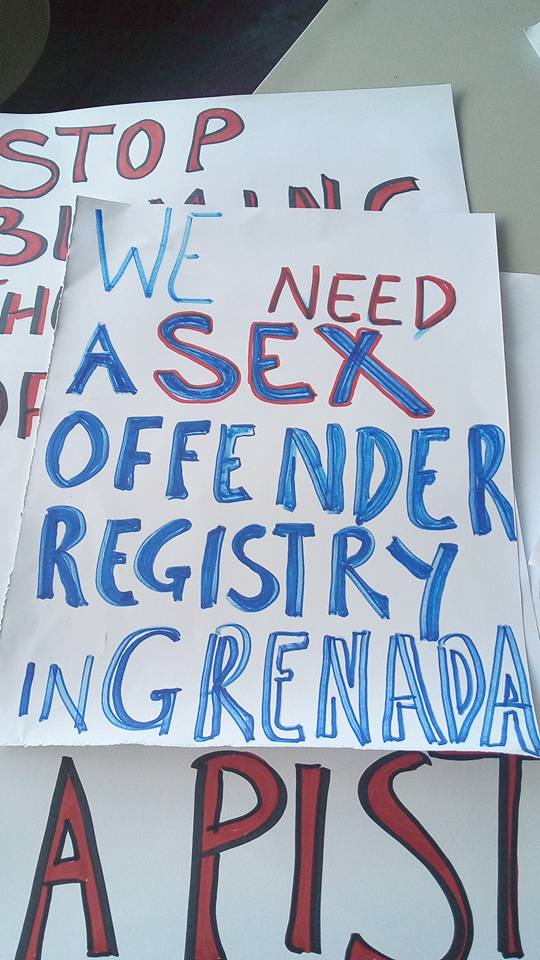 Sex abuse in Grenada