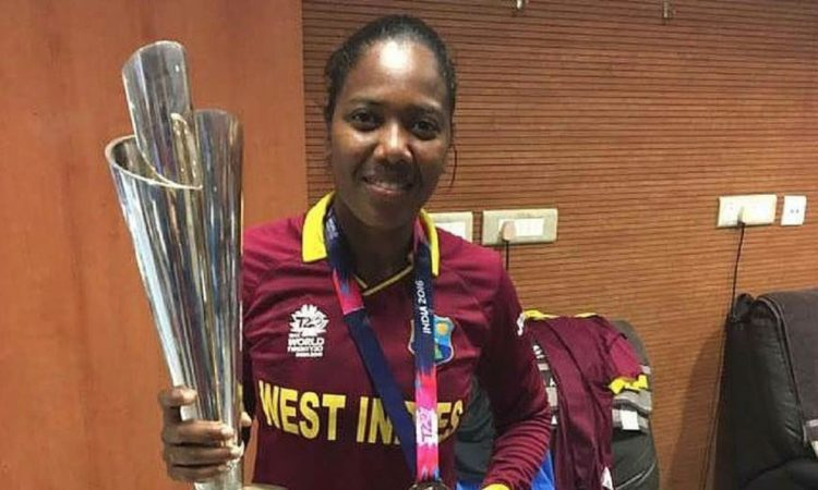 Grenadian Women Cricketer