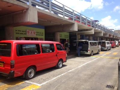 Grenada bus terminus