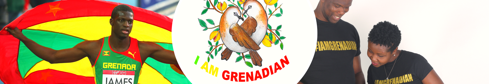 I Am Grenadian