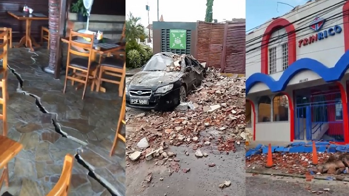 Caribbean Earth Quake