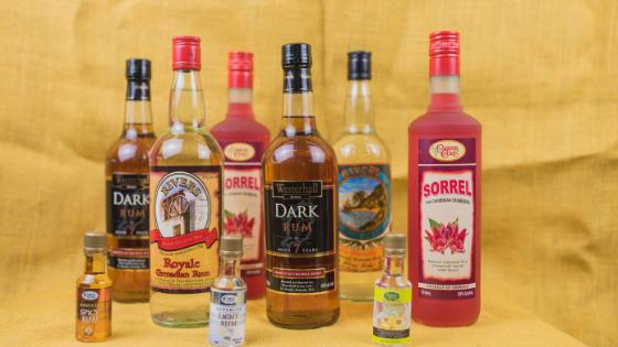 Rums in Grenada